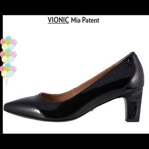 Vionic Mia Patent Heels